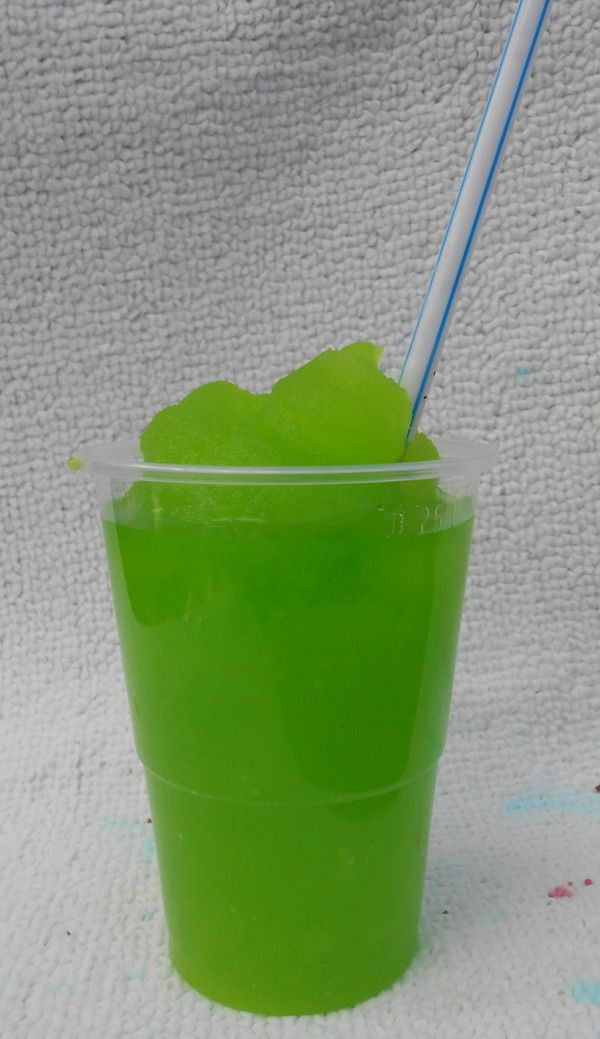 Just Slush - Slush Syrup Flavours